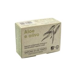 Jabón de aceite de Oliva y Aloe vera - Laiol