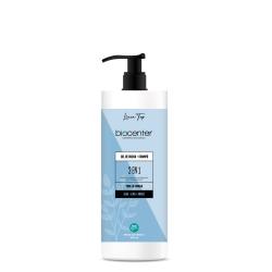 Biocenter Top - Gel de baño y ducha ecológico Relajante - Envase Ecofriendly 500 ml