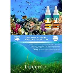 Biocenter Top - Gel de baño y ducha ecológico Relajante - Envase Ecofriendly 1000 ml